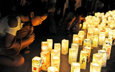 Anniversary of Hiroshima bombing observed