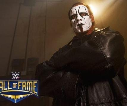 Wrestling icon Sting to be inducted into WWE's Hall of Fame