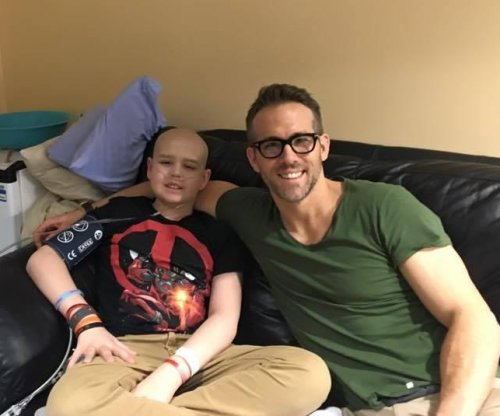 Ryan Reynolds pens tribute to teenage 'Deadpool' fan who died