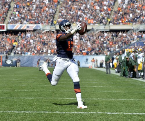Chicago Bears need WR Alshon Jeffery back to establish timing