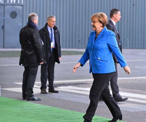 German Chancellor Angela Merkel: Refugees not the cause of terrorism