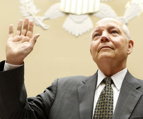 Conservative lawmaker pushes vote on impeachment of IRS chief Koskinen