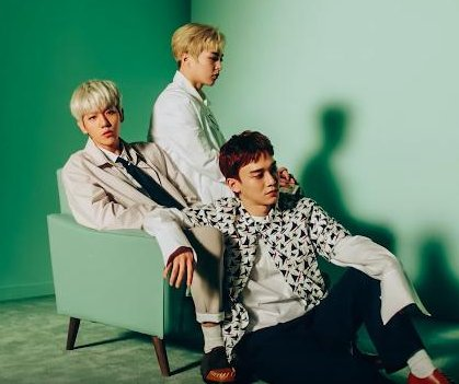 EXO-CBX tops charts with new EP 'Blooming Days'