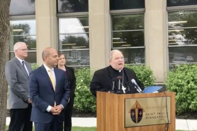 St. Paul, Minneapolis archdiocese settles with clergy abuse victims for $210M
