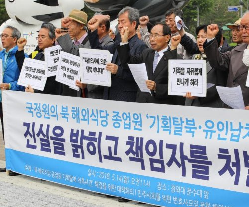 Attorney: North Korean restaurant workers in Seoul against will
