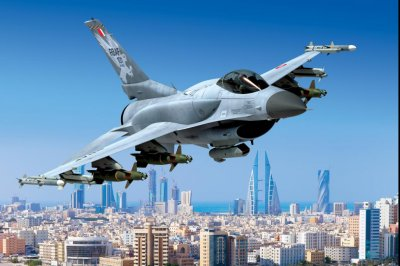 Bahrain approved by State Department for Patriot, F-16 weapons, support