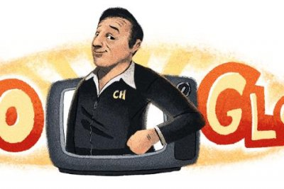 Google honors entertainer Chespirito with new Doodle