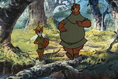 Disney+ remaking animated 'Robin Hood'