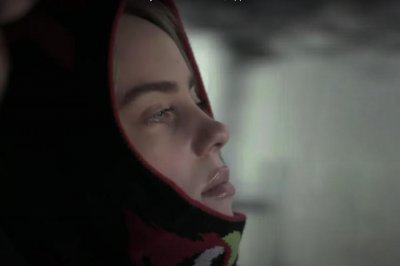 Billie Eilish lives in the moment in trailer for Apple TV+ documentary