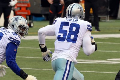 Cowboys expected to move on from DE Aldon Smith