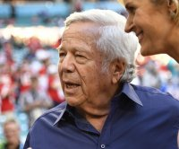 Owner Robert Kraft critical of Patriots drafts, wants to 'solidify' QB