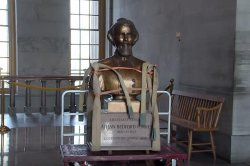 Nathan Bedford Forrest statue removed from Tennessee Capitol