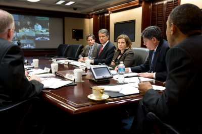 Obama briefed on Olympic security