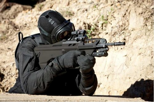 Thales receives low-rate production contract for new assault rifle