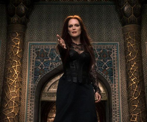 Clothes make the woman: Julianne Moore on the costumes, tail in 'Seventh Son'