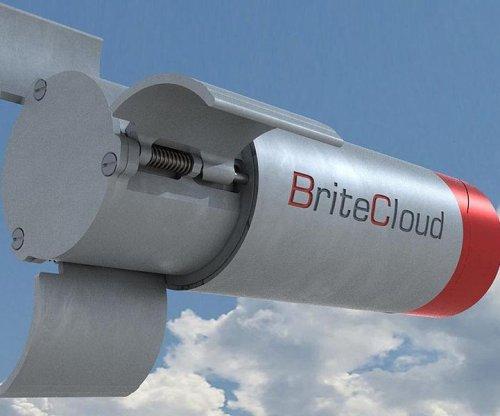 Saab tests BriteCloud active decoy system