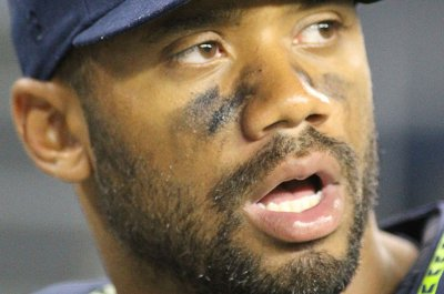 Seattle Seahawks QB Russell Wilson says water healed his head