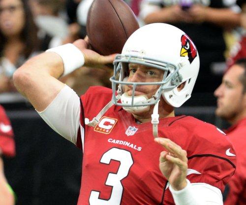 Arizona Cardinals force six turnovers, rout Detroit Lions