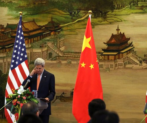 China files complaint with John Kerry as maritime dispute grows