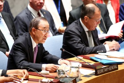 U.N. denies reports of Ban Ki-moon's North Korea visit