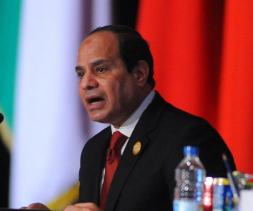 Egyptian president says Russian plane downed deliberately