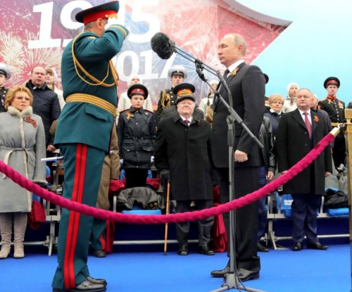 Putin at Victory Day parade: 'No force ever existed to conquer Russian people'