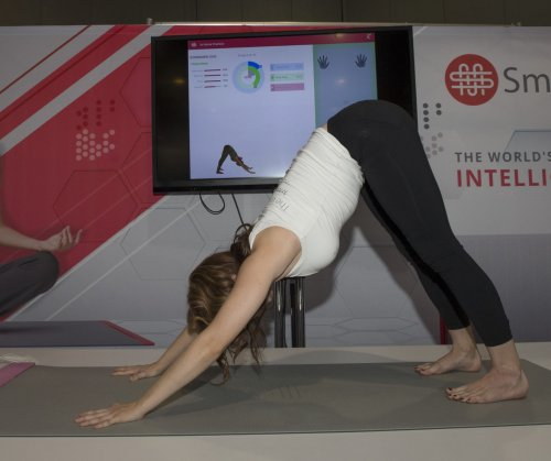Study suggests yoga may be effective for back pain
