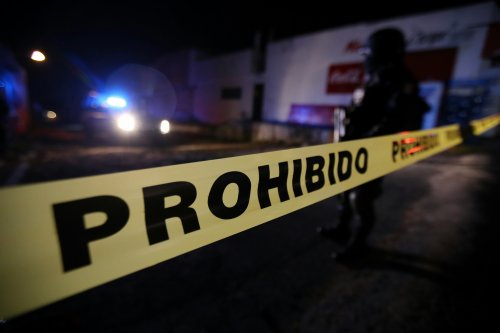 Mexican marines kill 8 suspected gang members in shootout