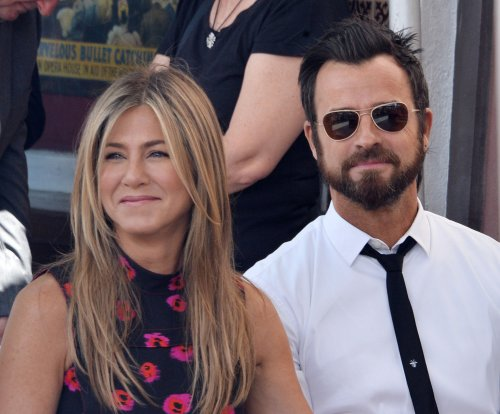 Justin Theroux shares photo with Jennifer Aniston on anniversary