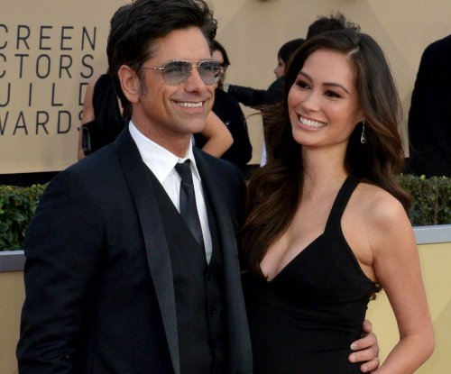 John Stamos announces son's birth, shares first photo