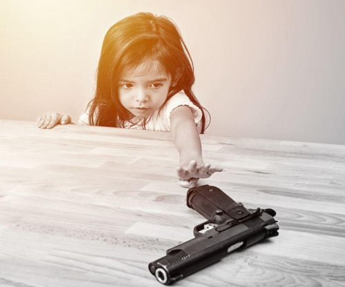 Gun deaths up sharply among U.S. school kids