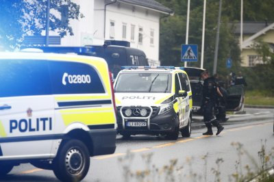 Two injured, including gunman, during mosque shooting in Norway