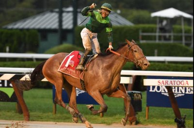 Higher Power, Dunbar Road win Grade I events in weekend horse racing