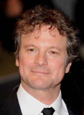 Colin Firth to play King George VI