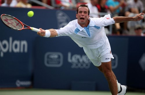 Top-seeded Stepanek moves on at Nottingham
