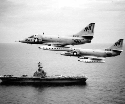U.S. bombs 25 North Vietnamese boats