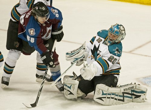 NHL: Colorado 5, San Jose 4 (OT)