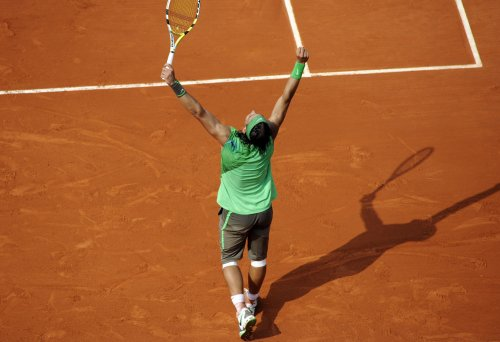 Nadal wins 4th straight French Open