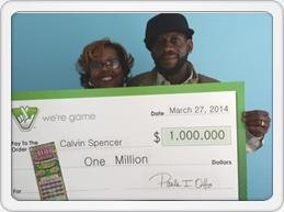 Virginia couple wins lottery three times in March