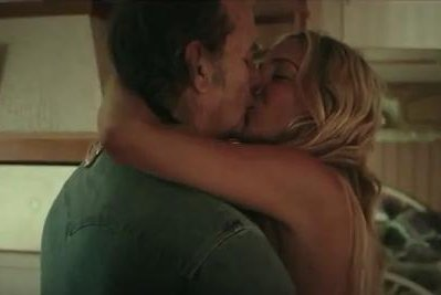 Bill Murray, Kate Hudson kiss in 'Rock the Kasbah' trailer