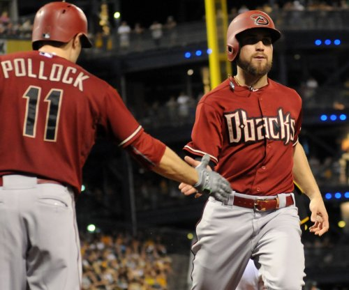 Ender Inciarte hits two homers in Arizona Diamondbacks' win