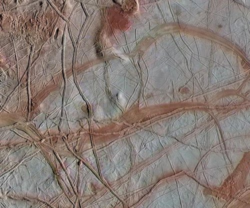 Chemical composition of Europa's ocean resembles Earth's