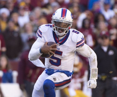 Buffalo Bills sign QB Tyrod Taylor to contract extension