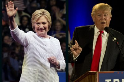 Poll: Hillary Clinton beating Donald Trump 2-1 among young voters