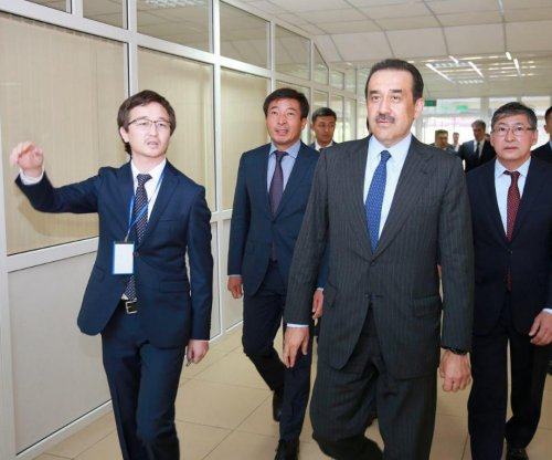 Kazakhstan's prime minister dismissed by Nazarbayev
