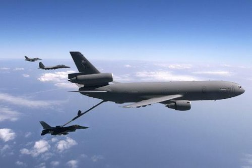L-3 unit begins KC-10 tanker support