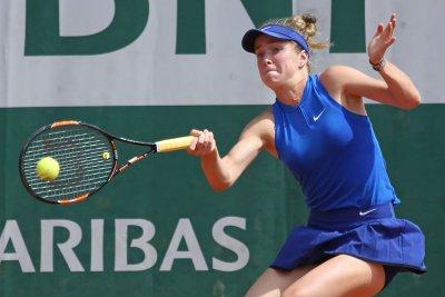 Elina Svitolina rolls in Malaysian Open