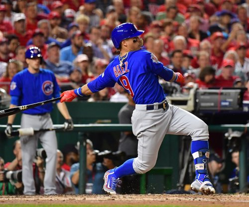 Javier Baez sparks Chicago Cubs to Game 1 win vs. Washington Nationals