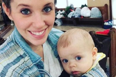 Jill Duggar posts photo with 'cuddle baby' son Samuel