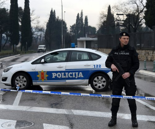 Man kills self after tossing grenade at U.S. Embassy in Montenegro